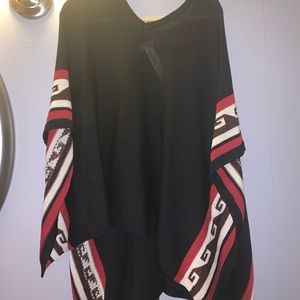 Women's Poncho (L/XL)